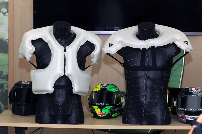 Sicurezza in moto: i segreti del sistema D-air Racing firmato Dainese