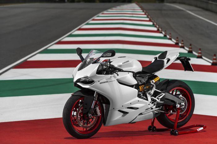 Ducati 899 Panigale dopo Francoforte appuntamento al GP di San Marino 01