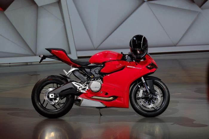 Ducati 899 Panigale dopo Francoforte appuntamento al GP di San Marino 04
