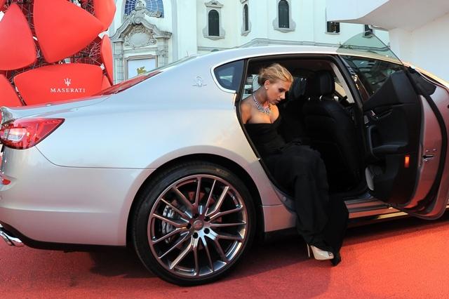 Festival di Venezia 2013 Blue Carpet Night firmata Maserati 01