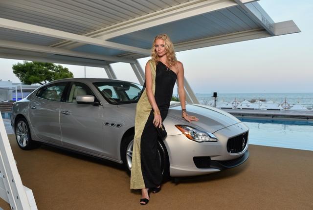 Festival di Venezia 2013 Blue Carpet Night firmata Maserati 04