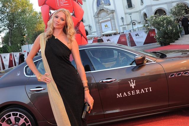 Festival di Venezia 2013 Blue Carpet Night firmata Maserati 08