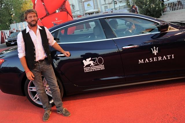 Festival di Venezia 2013 Blue Carpet Night firmata Maserati 10