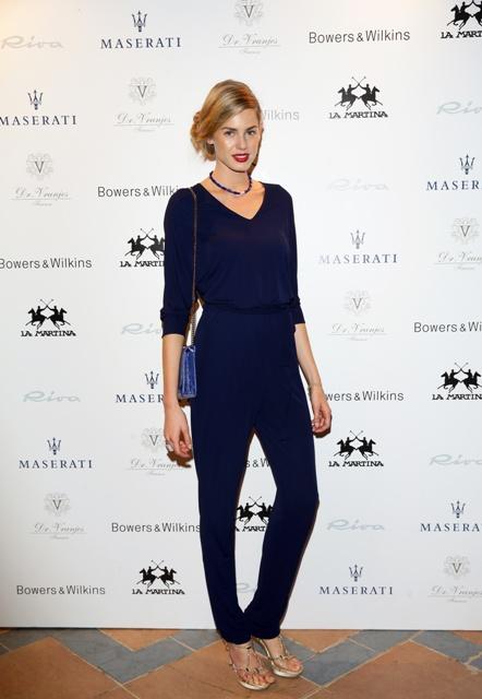 Festival di Venezia 2013 Blue Carpet Night firmata Maserati 12