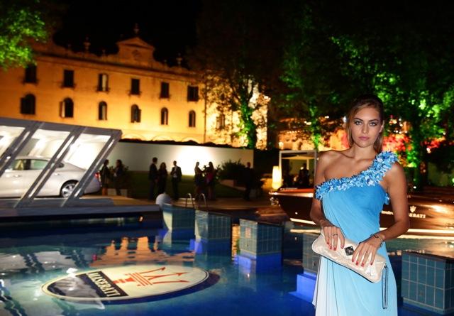Festival di Venezia 2013 Blue Carpet Night firmata Maserati 17
