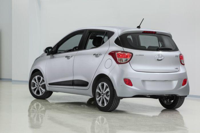Francoforte 2013: Hyundai svela la nuova i10