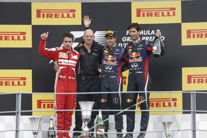 Gran Premio d'Italia: Renault spinge Sebastian Vettel verso la vittoria a Monza