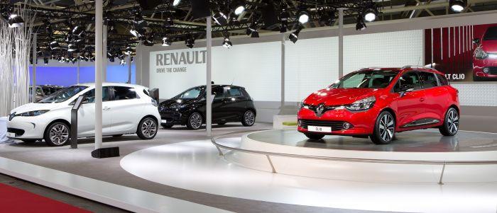 Il Gruppo Renault leader Europeo nelle emissioni di CO2