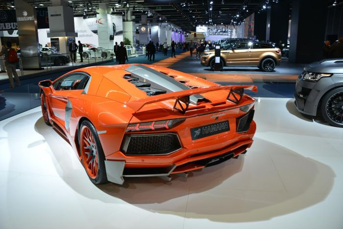 Lamborghini Aventador Nervudo by Hamann IAA 2013 02