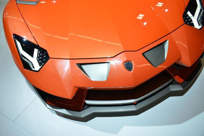 Lamborghini Aventador Nervudo by Hamann IAA 2013 03