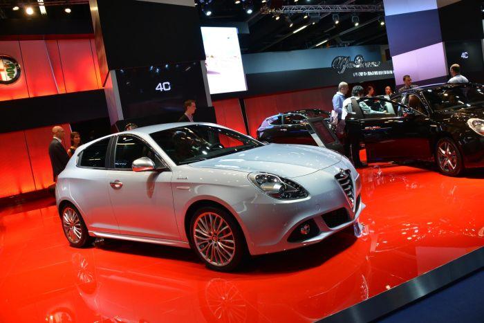 Le immagini della nuova Alfa Romeo Giulietta MY 14 01
