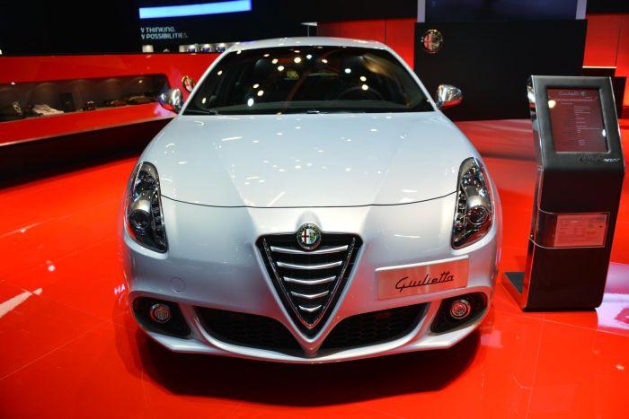 Le immagini della nuova Alfa Romeo Giulietta MY 14 02