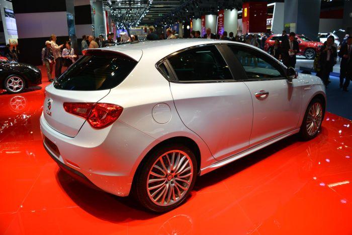 Le immagini della nuova Alfa Romeo Giulietta MY 14 03