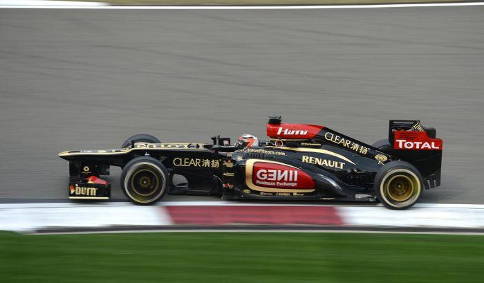 Lotus F1 Team corre sempre più veloce con Microsoft Dynamics