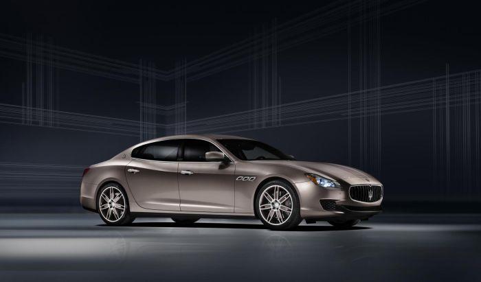 Maserati Quattroporte Ermenegildo Zegna Limited Edition 01