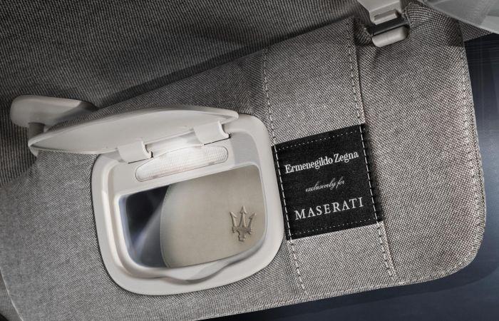 Maserati Quattroporte Ermenegildo Zegna Limited Edition 03