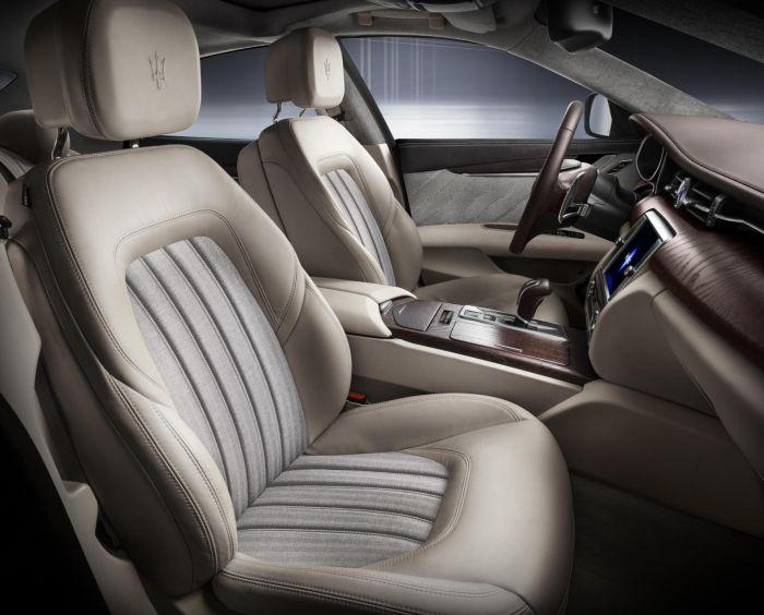 Maserati Quattroporte Ermenegildo Zegna Limited Edition 04
