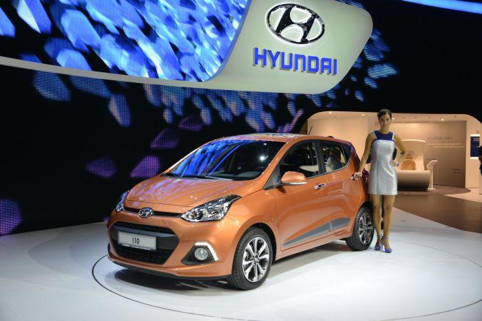 Nuova Hyundai i10 è tutta europea la futura protagonista del segmento A