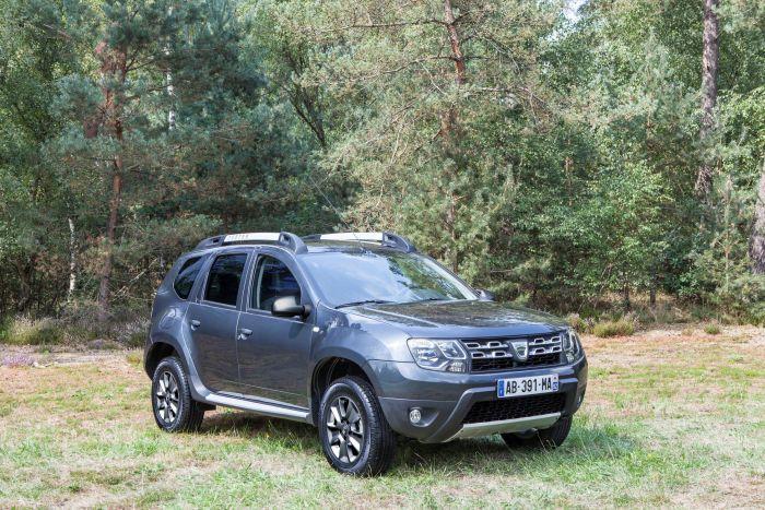 Nuovo Dacia Duster 01