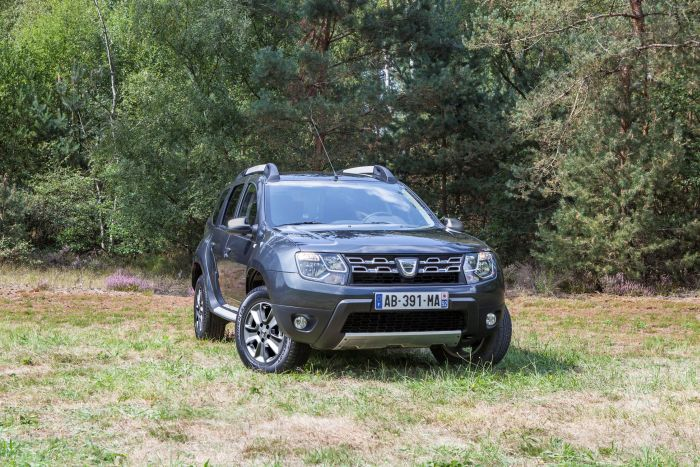 Nuovo Dacia Duster 03