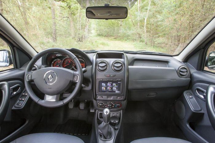 Nuovo Dacia Duster 06