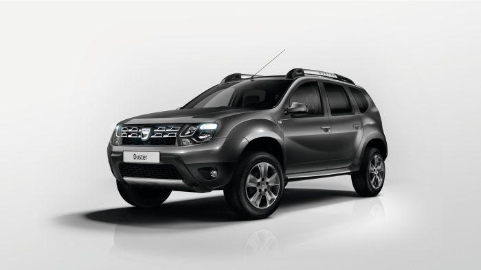 Nuovo Dacia Duster 07