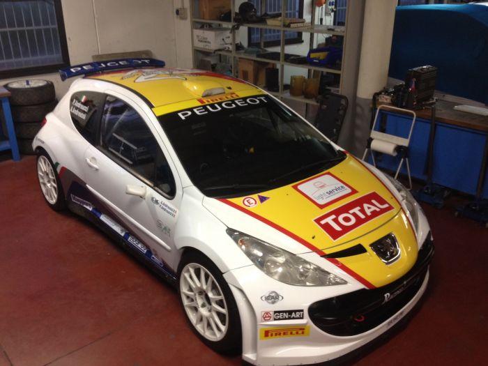 Peugeot in Sicilia per una Super... Targa Florio