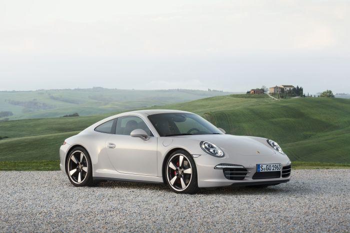 Porsche a gonfie vele verso il Salone internazionale dell'automobile di Francoforte