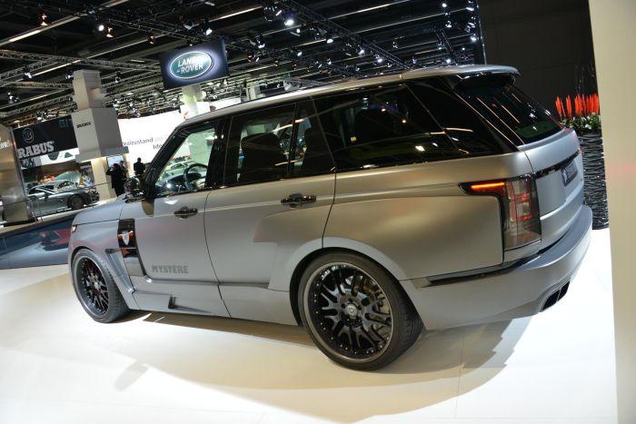 Range Rover Sport by Hamann IAA 2013 02