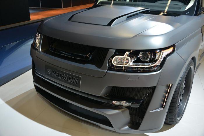 Range Rover Sport by Hamann IAA 2013 04