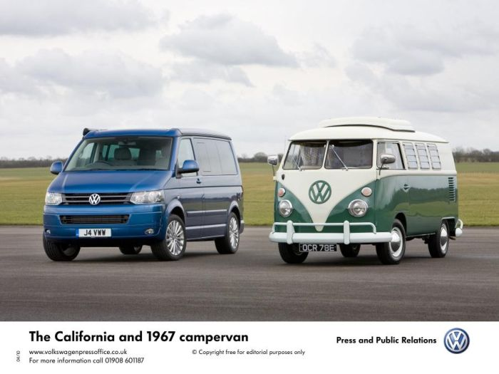 THE CAMPER VAN IS DEAD. LONG LIVE THE CAMPER VAN