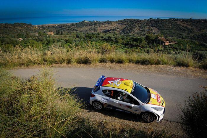 Targa Florio 2013: Peugeot – Andreucci conquistano la Sicilia