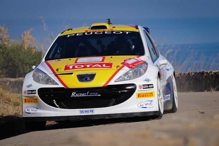Targa Florio 2013 Peugeot - Andreucci conquistano la Sicilia 04