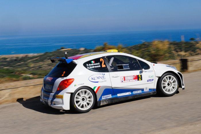Targa Florio 2013 Peugeot - Andreucci conquistano la Sicilia 05