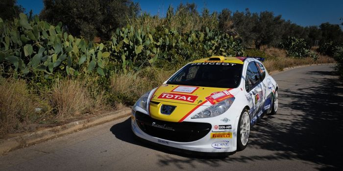 Targa Florio 2013 Peugeot - Andreucci conquistano la Sicilia 06