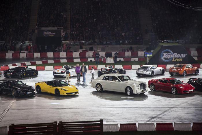 Top Gear Live Warsaw 6