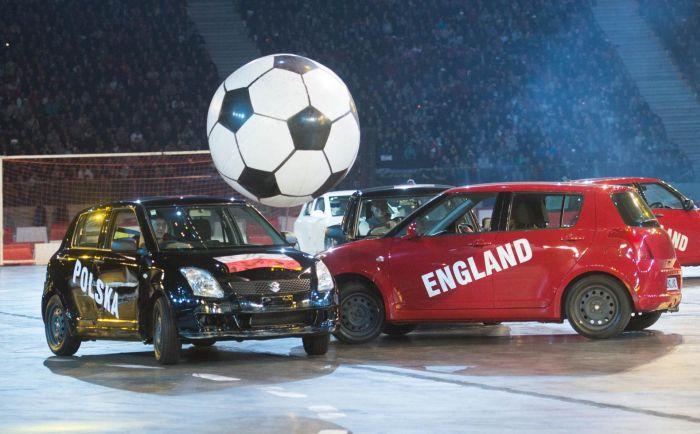 Top Gear Live Warsaw 9