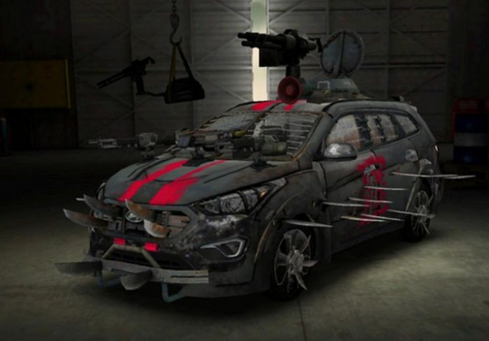 Anson Kuo's Santa Fe Zombie Survival Machine 01