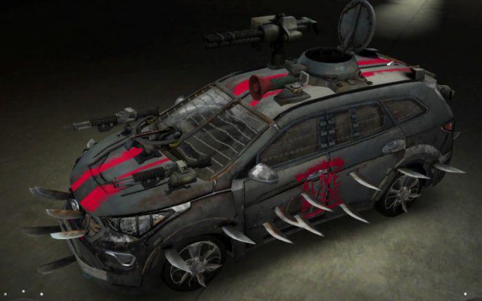 Anson Kuo's Santa Fe Zombie Survival Machine 02