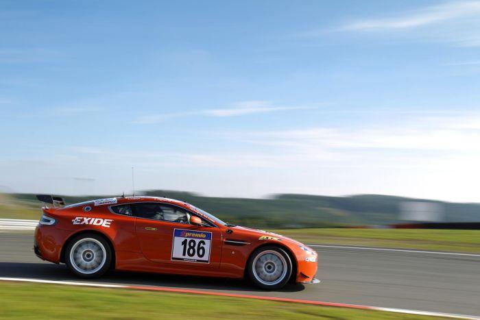 Aston Martin GT4 Wins at Nürburgring