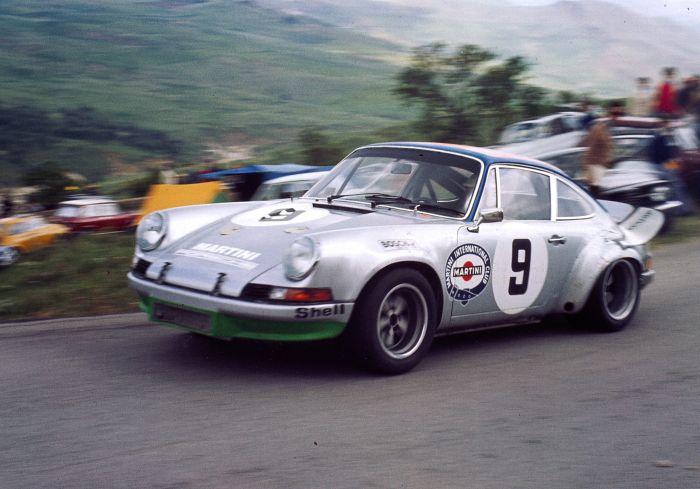 Auto e Moto d'Epoca 50 anni Porsche 911, l'Italian Tour fa tappa a Padova