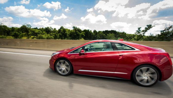 CADILLAC ELR SALES TO BEGIN IN JANUARY 02
