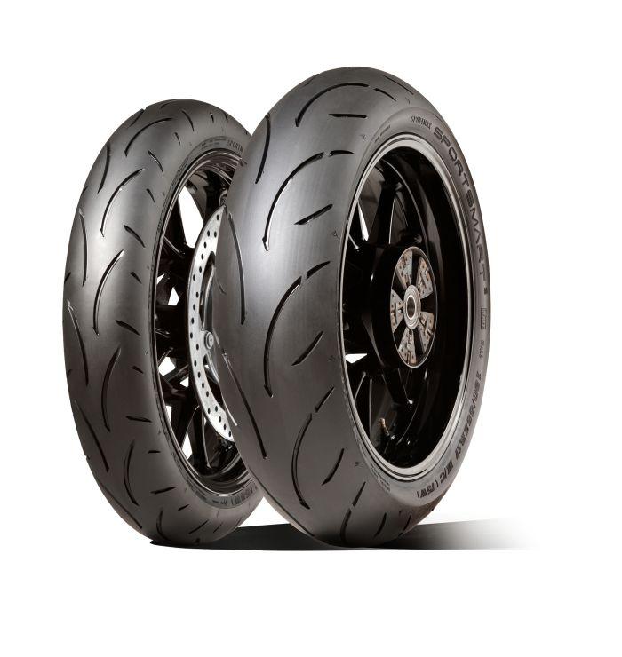 Dunlop presenta SportSmart 2 - Il pneumatico sportivo al quadrato