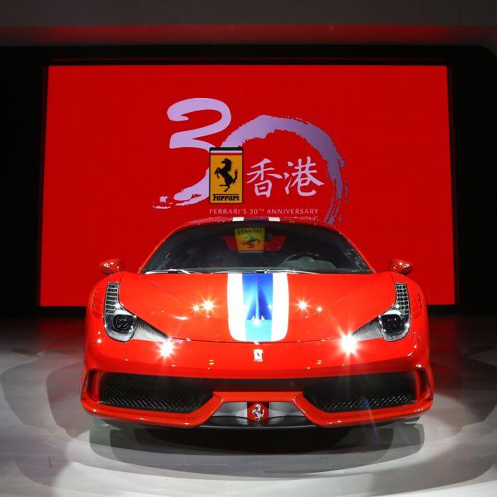 Ferrari a Hong Kong: mega raduno per i trent'anni