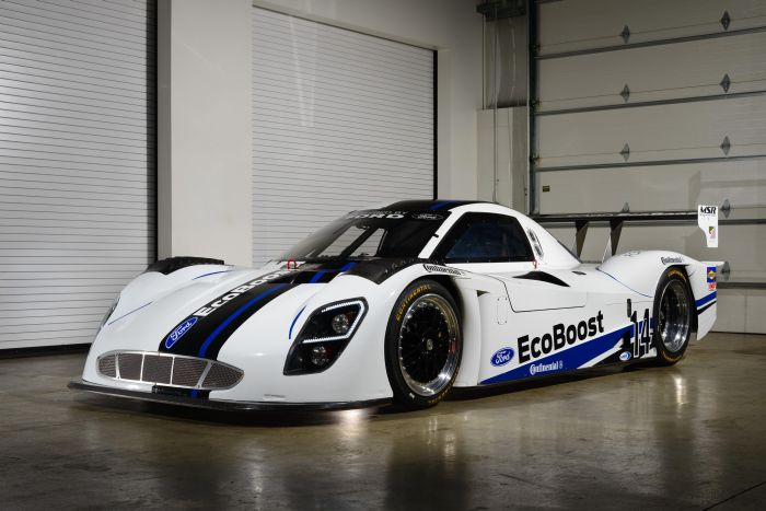 Ford to Debut New EcoBoost Race Engine at 24 Hours of Daytona