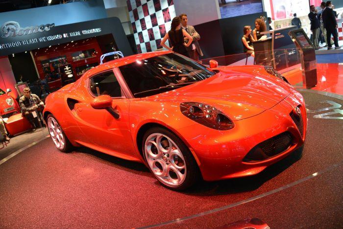 Le Alfa Romeo a Vitrum 2013 in un percorso di eccellenza italiana