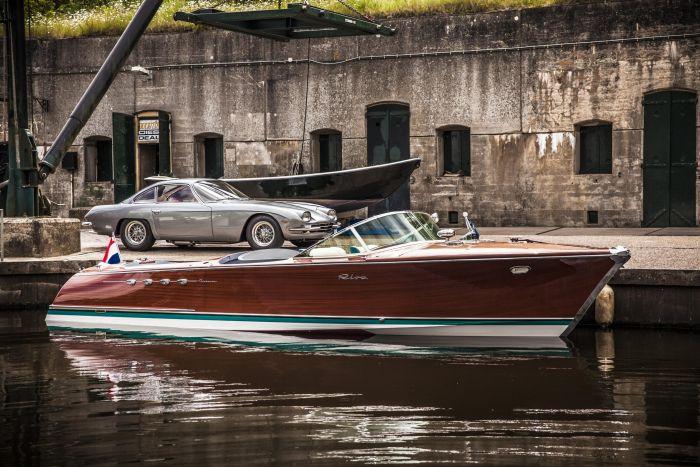 L'unico e leggendario Riva Aquarama di Ferruccio Lamborghini è stato restaurato