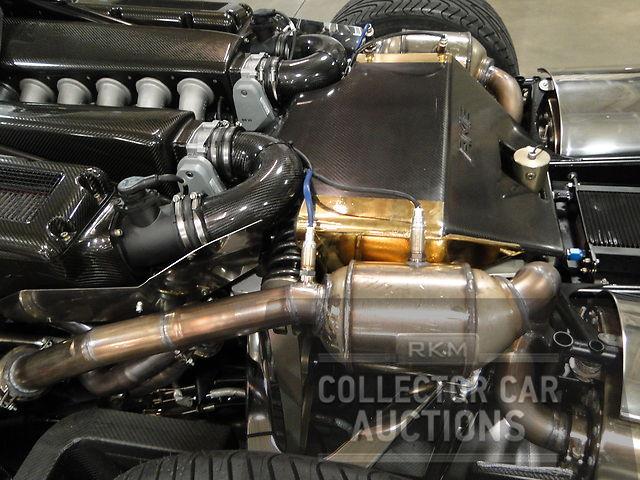 Mercedes-Benz CLK GTR Roadster 3