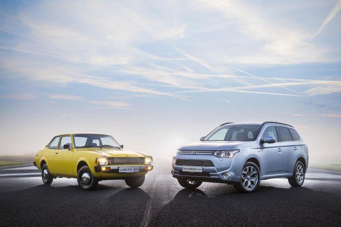 Mitsubishi Motors 40 Years In Europe