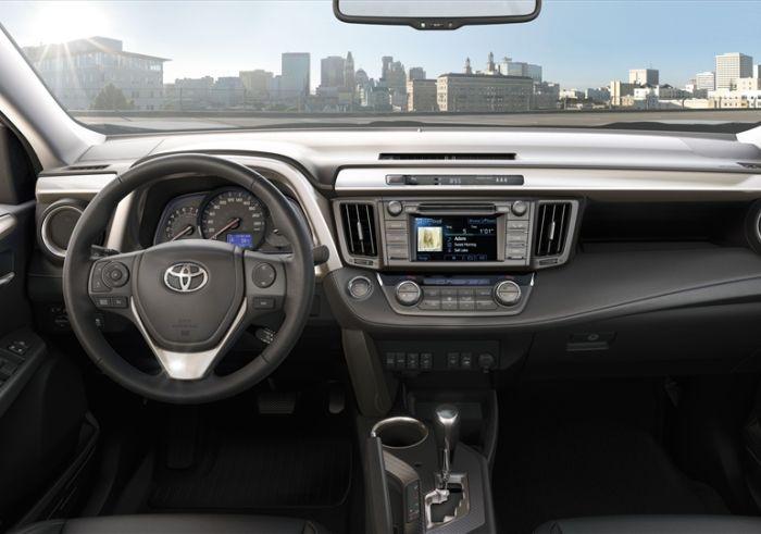 Nuovo Toyota RAV4 da sempre benchmark nella categoria C-SUV 01